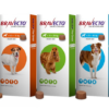 Bravecto Chews for Dogs All Doses Main