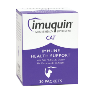 Nutramax Imuquin Immune Health Support Cat Supplement, 30 count