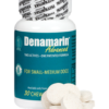 denamarin advanced CHEW TABS for small medium dogs 30ct BOTTLE WITH TABS